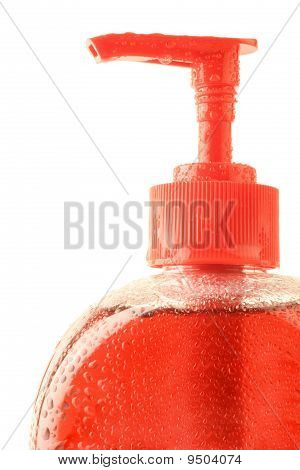 Bottle With Liquid Soap