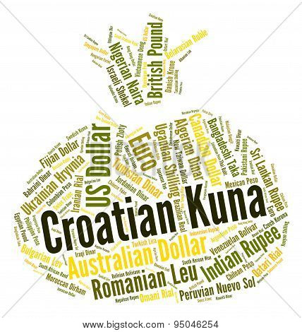 Croatian Kuna Indicates Forex Trading And Coin