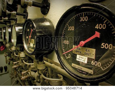 Ship gauges
