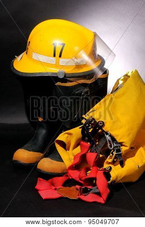 Fire And Rescue Gear