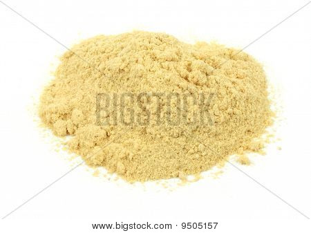 Small Pile Of Sawdust