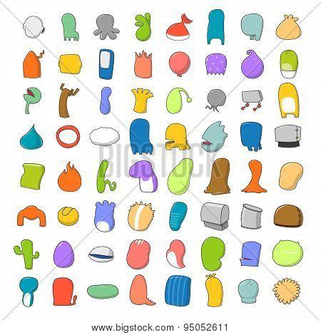 Cartoon Bodies