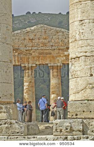Segesta Greek Temple 2