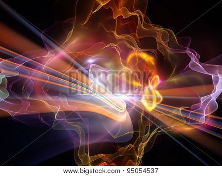Conceptual Light Trails