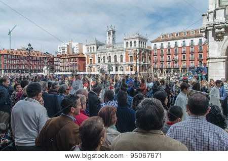 Valladolid Procession