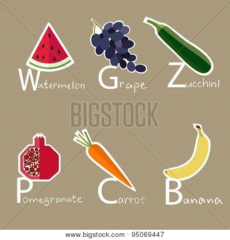 Abc Fruits