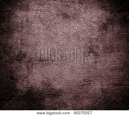 Grunge background of bazaar leather texture
