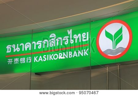 Kasikornbank bank Thailand