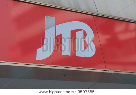 JTB travel agency office Japan