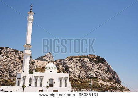 Mosque Of Europa Point