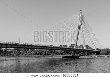 The Swietokrzyski Bridge