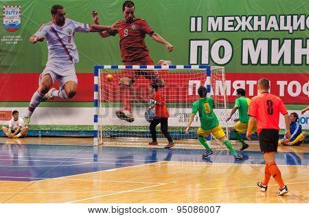 Azerbaijan Team (g) And Mgkfs Team (o)