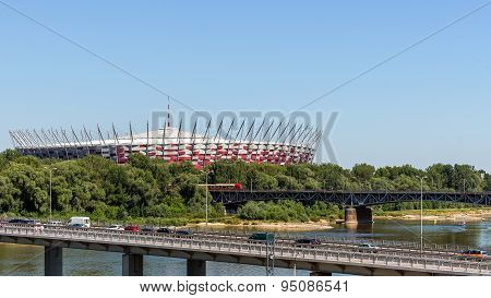 The Polish National Stadium