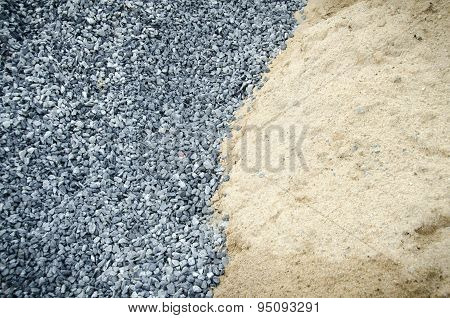 The Stone And Sand