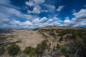 foto of plateau  - Table Cliff Plateau  - JPG