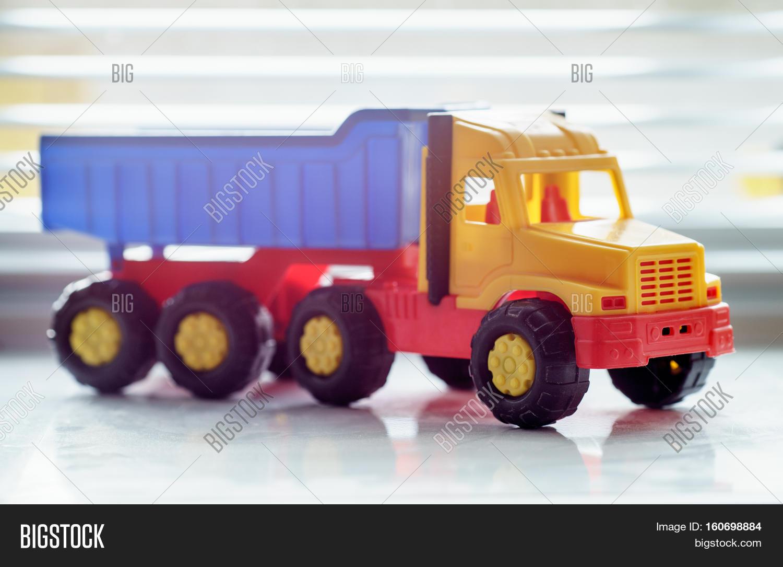 toy ttipper truck industrial image u0026 photo bigstock