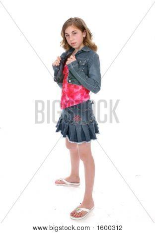 Demin Girl (Bl)