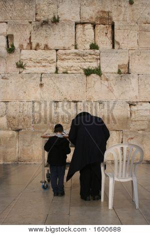 Wailing Wall, Jerusalem 2