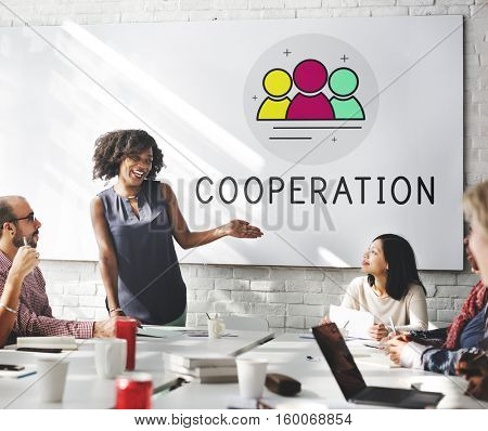 Cooperation Team Partnership Alliance