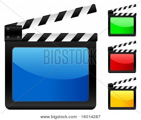 Digital Film Slate