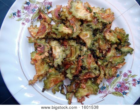 Talaji - Deep Fried Bittergourd Chips