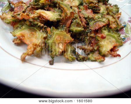 Talaji - Deep Fried Bittergourd Chips