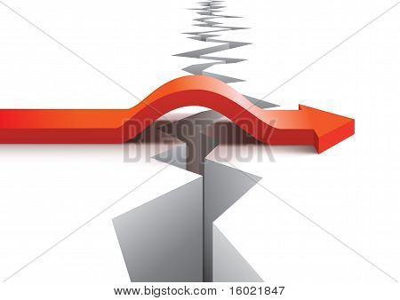 Risk and success vector concept