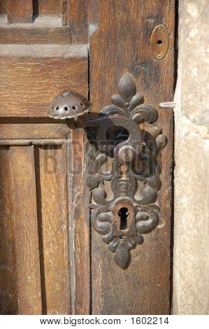 Door Handle Old 1