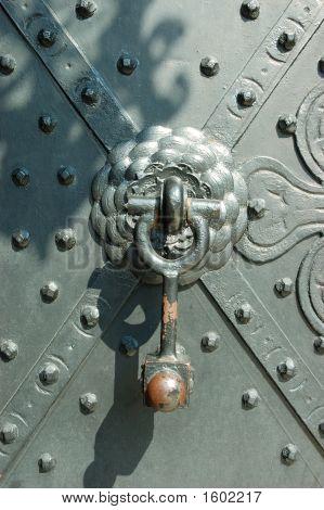 Door Handle Old 3