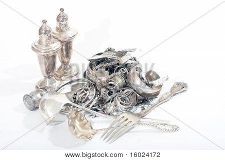 Sterling Silver Scrap