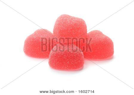 Strawberry Jellies