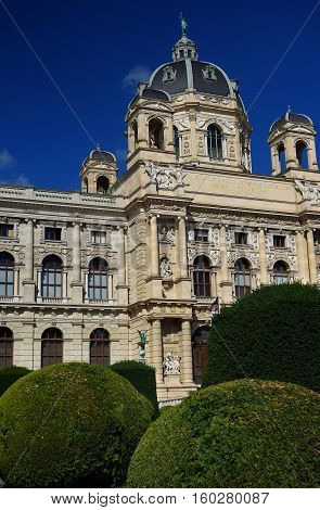 The Imperial Natural History Museum Vienna Austria