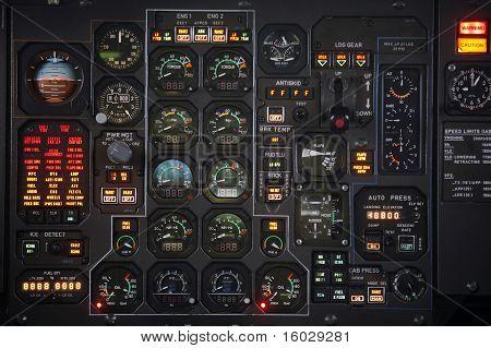 Plane Panel