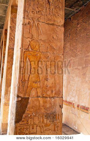 Egypt, Western Thebes, Hatshepsut Temple
