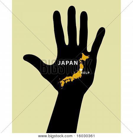 Ajudar o Japão