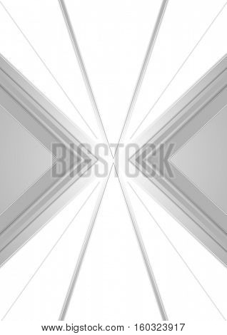 Abstract light futuristic corporate background