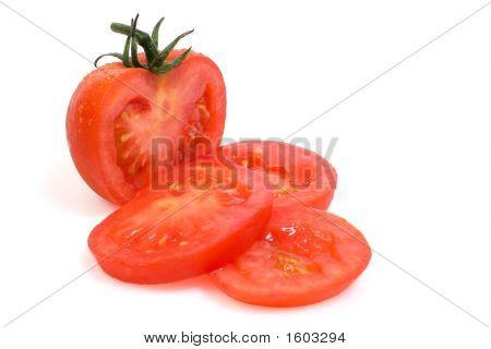 Vine Ripe Tomato Slices