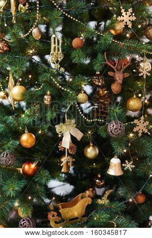 Christmas textures for decoration and graphic design.
