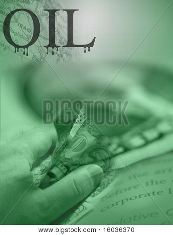 Big business, big oil and Iraq