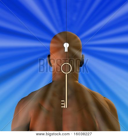 Enlightened Mind Key