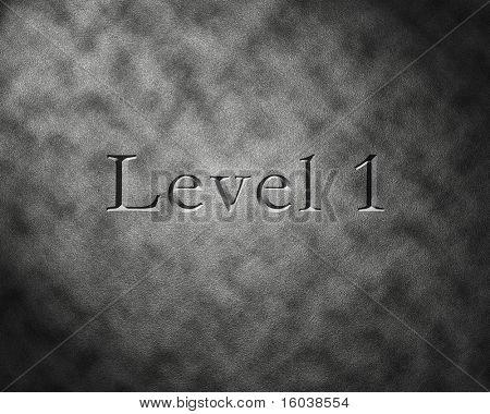 Level 1 Flat Rock Surface
