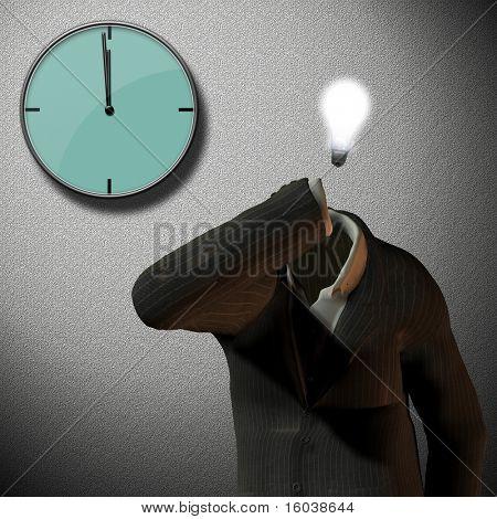 12 o'clock idea