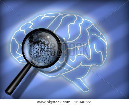 Brain Finger print