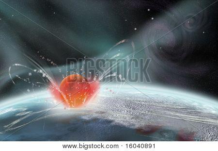 Planetary Imapact