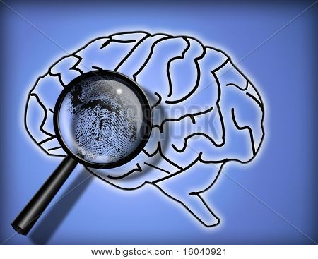 Personality - Brain Fingerprint - Idenetity