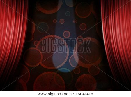Circus or Carnival Stage