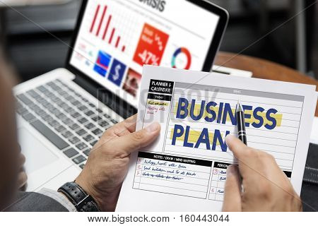 Business Plan Strategy Vision Mission Process Concept