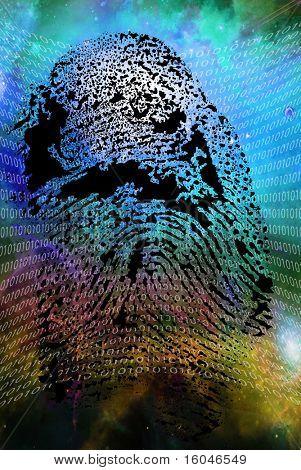 High Resolution Online Identity