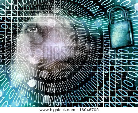 High Resolution Electronic Security