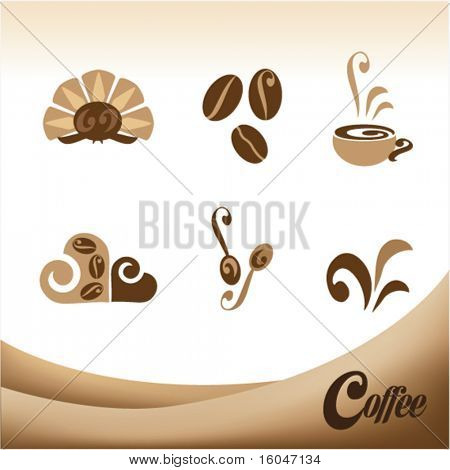 Coffee logotype